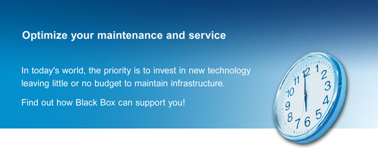 Managed Services, Maintenance and Service, Service Level Agreements (SLAs)