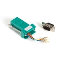 DB9 to RJ-45 Colored Adapter Kit (Unassembled)